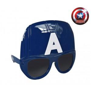 Occhiali/maschera da sole per bambino CAPITAN AMERICA 2200000658 protezione uv