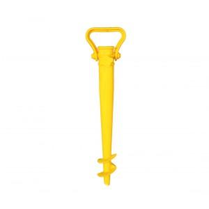 Image of 748274 Picchetto per ombrellone da spiaggia in plastica rigida 42 cm 7106897036757