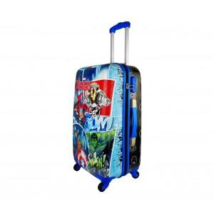 2431551 Trolley da viaggio bagaglio rigido in ABS THE AVENGERS 42 x 67 x 24 cm