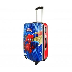 2451551 Trolley da viaggio bagaglio rigido in ABS di SPIDERMAN 42 x 67 x 24 cm