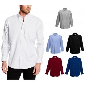 Pack da 6 camicie da uomo regular fit modello SUNNY in diversi colori