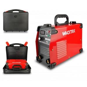 Image of Saldatrice WACKTEK inverter ad elettrodo WK6900 compatta con valigetta 200 amp 7106894330643
