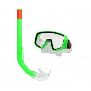Image of 256459 Kit maschera e boccaglio per bambini regolabile EVERTOP in vari colori 7106893026431