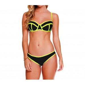 Image of Costume bikini MWS Ahead mod NEO effetto 3D con coppa imbottita swimwear mare 8003786654780