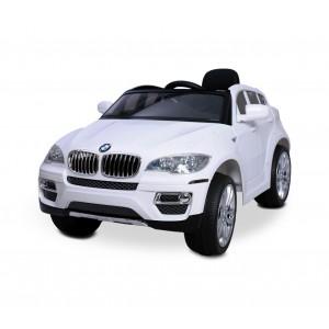 LT 847 Macchina elettrica per bambini BMW X6 monoposto 12V con telecomando