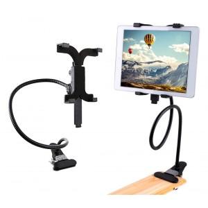 Image of 410108 Supporto universale di metallo flessibile per tablet con pinza 6901118410108