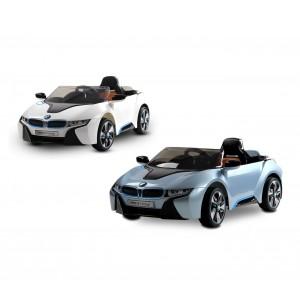 LT 838 Macchina elettrica per bambini BMW l8 monoposto 12V con telecomando