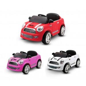 LT 848 Macchina elettrica per bambini Baby Car monoposto 6V doppio motore