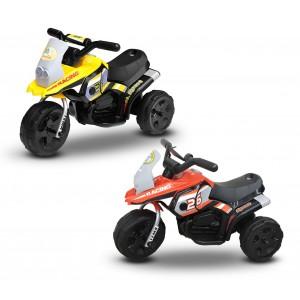 LT 835 Motocross elettrica per bambini Poket monposto 6 v tre ruote