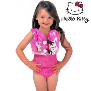 093155 Giubbotto salvagente per bambina Hello Kitty fino a 30kg