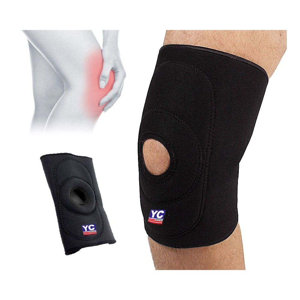 Fascia elastica 810037 neoprene 711 tutore ginocchio SBK sport ginocchiera