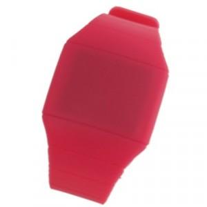 Image of Orologio da polso touch digitale unisex bracciale in silicone 8000215478245
