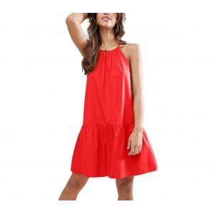 Vestito corto da donna LOLITA bretelline regolabili  tessuto morbido