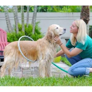 Image of Innovativo sistema per lavaggio cani 360° 370014 WASH DOG rondella ø 41 cm 7106899131153