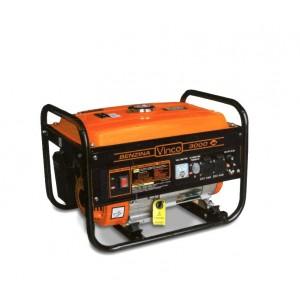 60131 Generatore di corrente VINCO 4 tempi a benzina controllo analogico