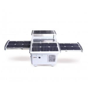 61100 Generatore di corrente ad energia solare Vinco zero rumore 230V