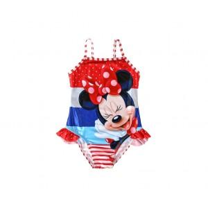 Costume intero da bambina 918874 Minnie taglie dai 2 ai 6 anni