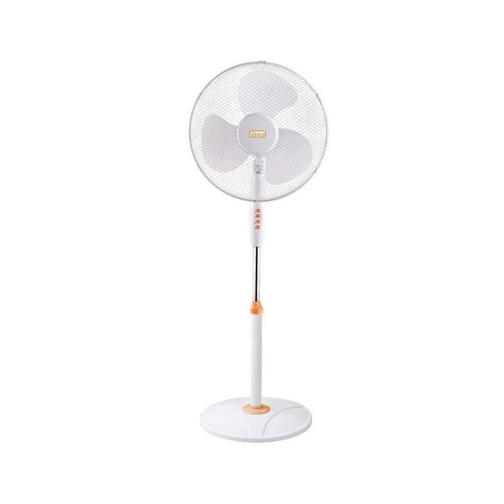 Ventilatore piantana Vinco 70708 pala 40 cm regolabile 45W tre velocità