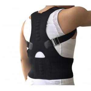 Supporto fascia posturale con magneti 70097 supporto spalle e correzione postura