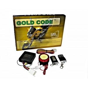 Image of Allarme antifurto moto professionale e universale doppio allarme e sirena 8435524508367