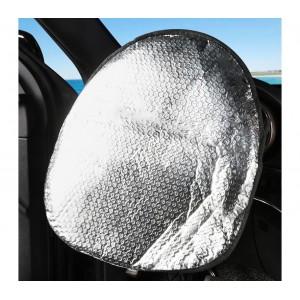 Coprivolante parasole per auto 055878 ripara il volante dal sole 49 x 44.5 cm