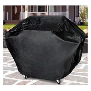 Telo di copertura 4216 per barbecue completamente impermeabile 155 x 61 x 117 cm