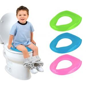 Riduttore per wc bambini ergonomico 43408 comodo e facile da pulire