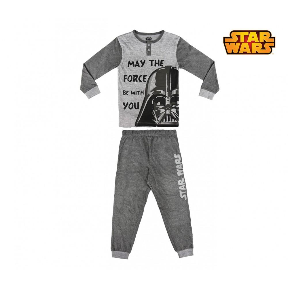 Pigiama STAR WARS 22-2282 da bambino a maniche lunghe taglie da 6 a 12 anni