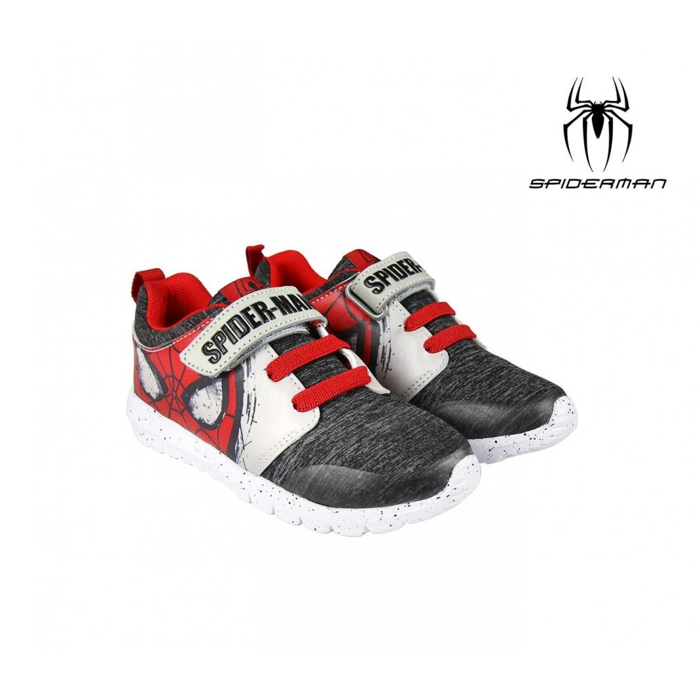 72aefdf11d Scarpe da ginnastica bambino SPIDERMAN 2300002587 chiusura a strappo FULL  PRINT