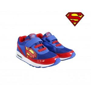 Scarpe da ginnastica per bambino SUPERMAN 2300002601 chiusura a strappo