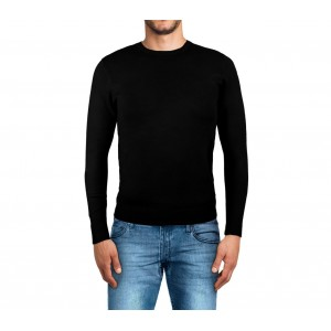 Maglione girocollo da uomo A3 modello MIDWEST slim fit vari colori