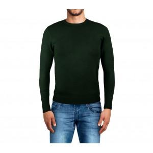 Image of Maglione TROPICAL GRADEN girocollo uomo A3 mod. MIDWEST slim fit manica lunga 7106898382273