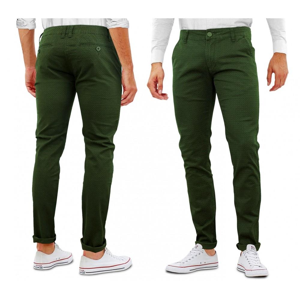 Pantalone da uomo 1071 modello LINUX taglie dalla 44 alla 54 pratici e versatili