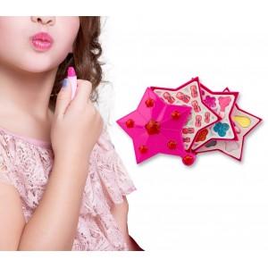 Image of Cofanetto trucco make up FASHION STAR 257388 trousse 3 livelli con accessori 7106893103293