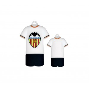 Pendrive USBT-TVAL TECHMADE 16GB prodotto ufficiale Valencia calcio