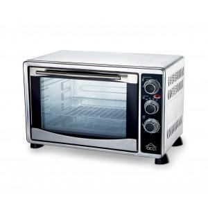 Multiforno elettrico 1500W 25lt DCG MBS25 termostato regolabile fino a 230°
