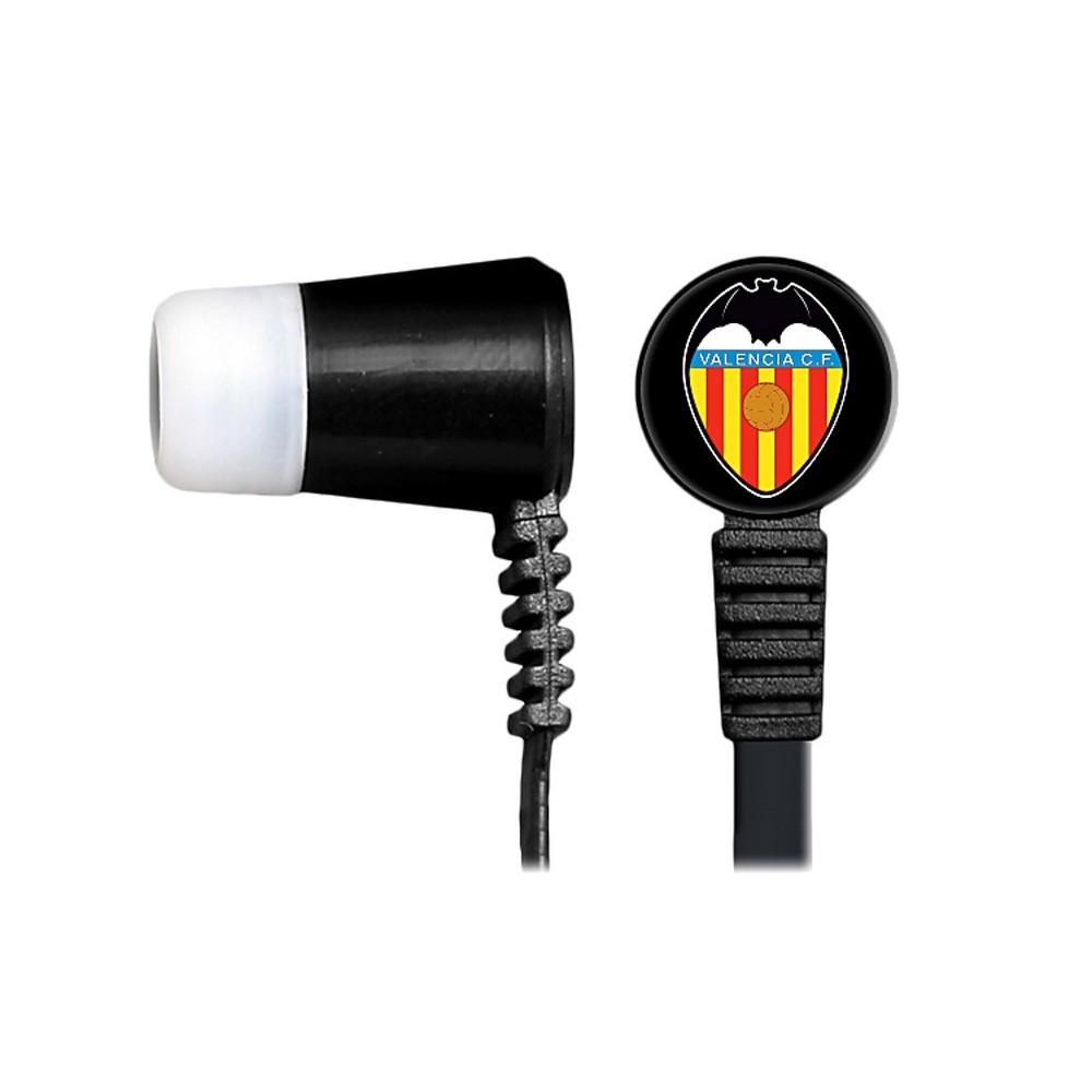 Cuffie auricolari TECHMADE con microfono TM-YL-IP001 con logo VALENCIA Ufficiale