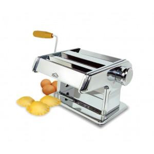 Macchina per preparare pasta fresca PM1500 DCG con manovella 9 posizioni