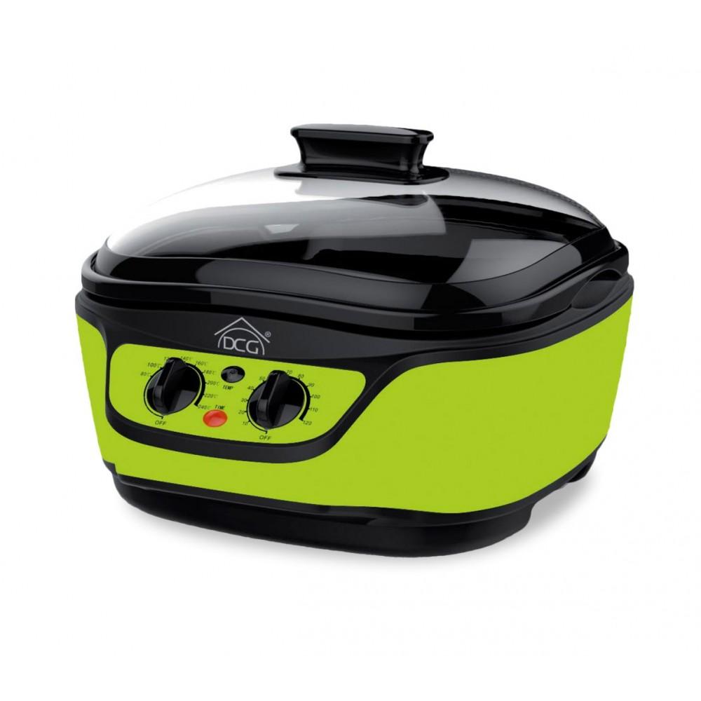 Multicooker robot da cucina MB2400 DCG 8 funzioni in 1 capacità 5 litri