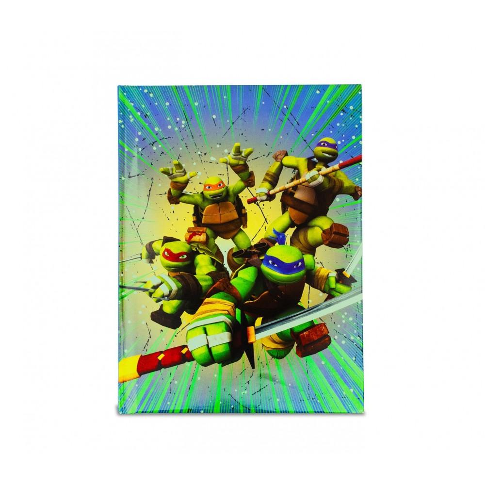 Diario scuola 10 mesi 904928 TURTLES TMNT HERO NICKELODEON agenda scuola