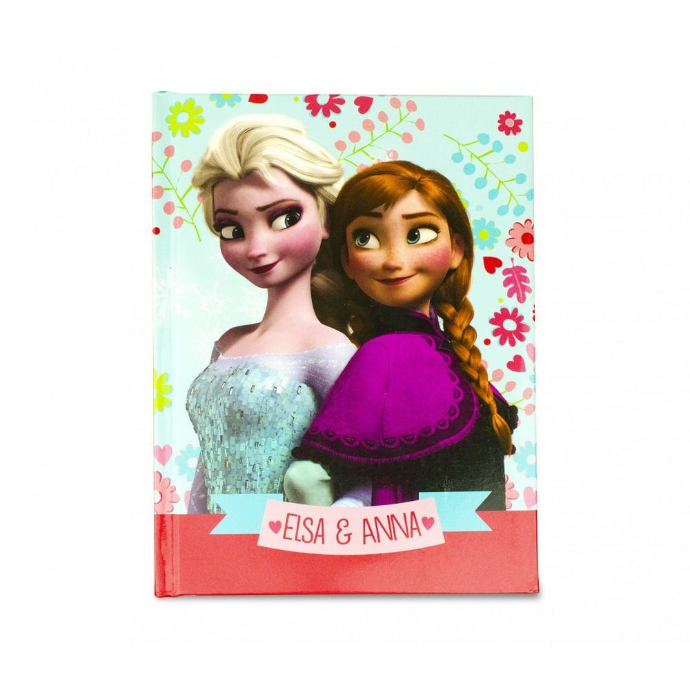 Diario scuola 10 mesi 861154 Anna ed Elsa Frozen regno di ghiaccio agenda scuola
