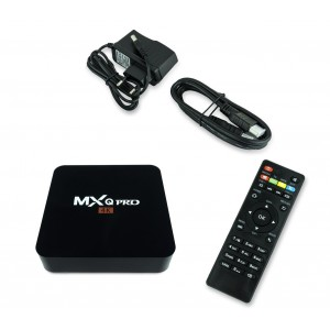 BOX TV MXQ Pro 4K Ultimate Android 6.0 Lollipop Amlogic Quad Core