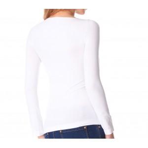 Image of Pack 5 maglie termiche VKA20 interno felpato ass. Ilenia girocollo manica lunga 7106899456577