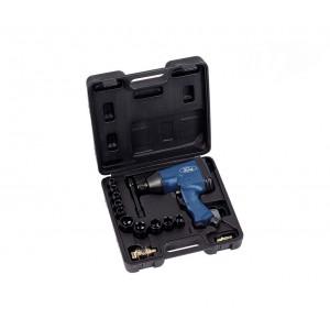 "Pistola avvitatore pneumatico 1/2"" FAT-0100 FORD kit con valigetta"