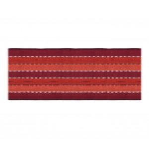 Image of Tappeto mod. STRIPES 55 x 230 cm 100% cotone 184042 ideale per bagno e cucina 7106898416664