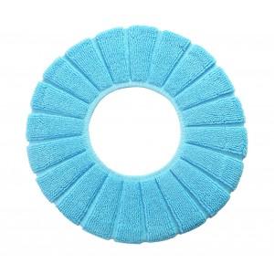 Copriwater seduta wc 4367 cuscino diametro 30 cm in vari colori comoda seduta