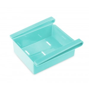 Image of Cassetto organizer per ripiani frigorifero 4348 vari colori 12 x 15 x 5,7 cm 7106896716452
