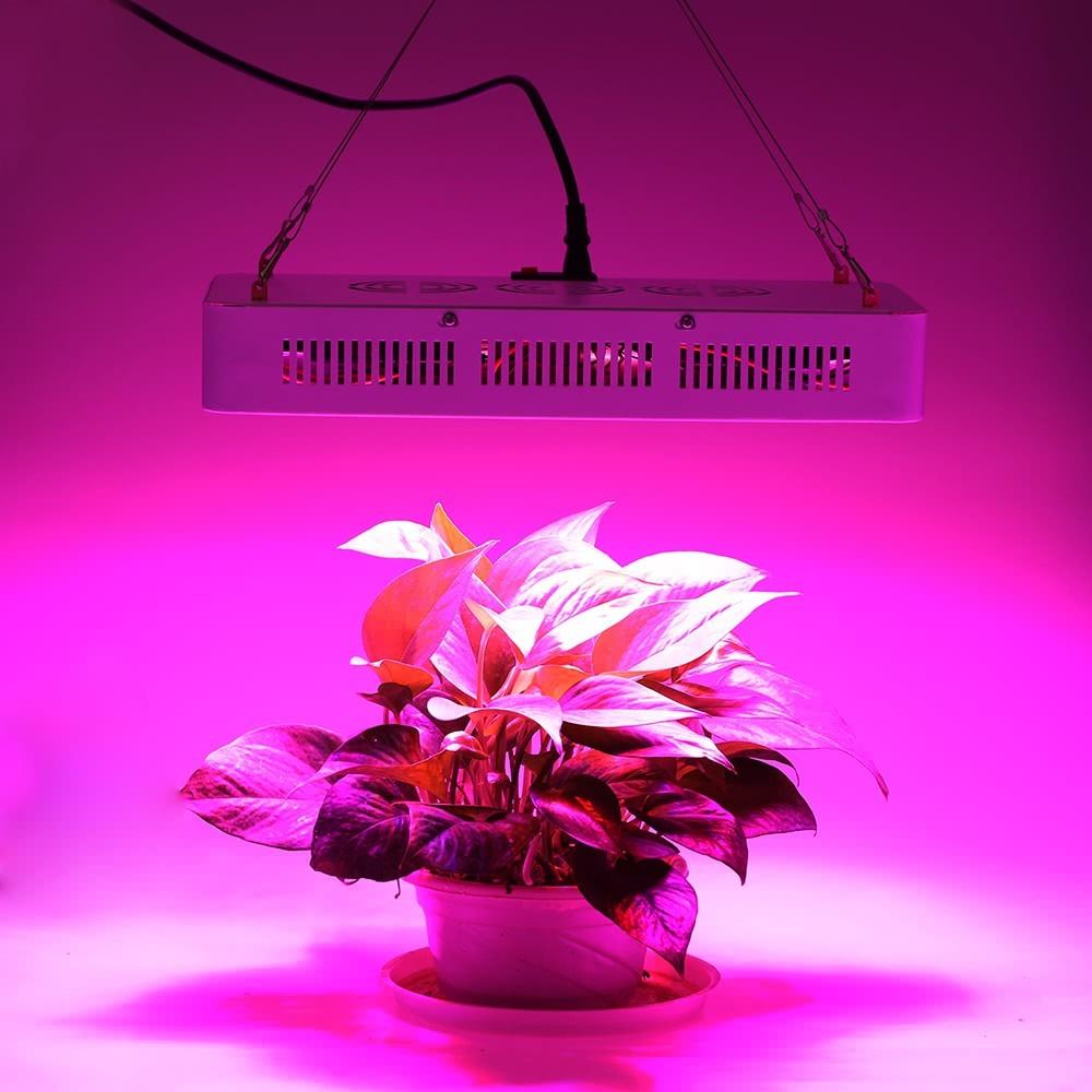 Lampade A Led Per Coltivazione Indoor.Lampada A Led 1500w Coltivazione Indoor 4373 Per Serra 150 Led Da 10 W
