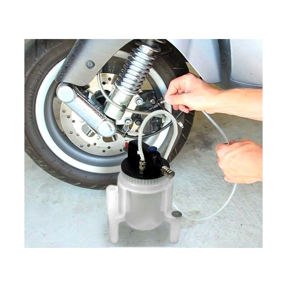 Aspiratore olio freni e contenitore rabbocco automatico ST3503 Starkemunich