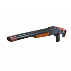 Fucile giocattolo doppia canna 338A CIGIOKI calibro 6 mm con colpi inclusi